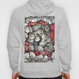 Chaotic 3D Cubes Hoody