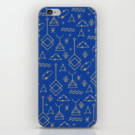 Indie Symbols iPhone Skin