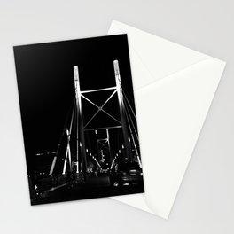 #56Photo #CriticalMass #GoodFridayAdventure #JoziAtNightOnABike Stationery Cards