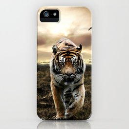 Wild life iPhone Case