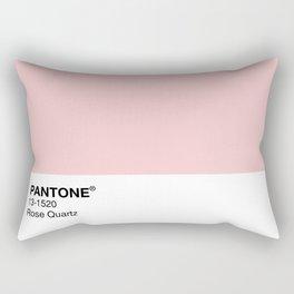Pantone - Rose Quartz Rectangular Pillow