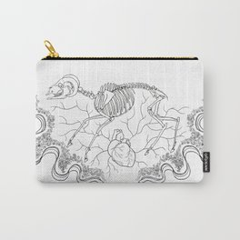 Ram Skeleton Carry-All Pouch