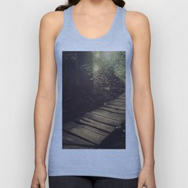 Forest Path Unisex Tank Top