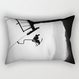 Give me a Lift Rectangular Pillow