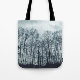 A night in the sky Tote Bag