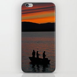 Lac Brome iPhone Skin
