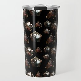 Many Faces of Pantheon - League of Legends Travel Mug
