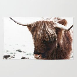 Scottish highland cattle Rug
