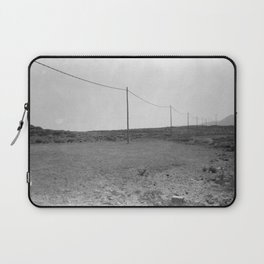 A line in the Desert Laptop Sleeve