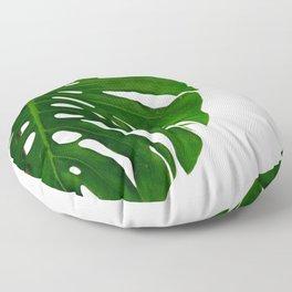 Banana Leaf (Color) Floor Pillow