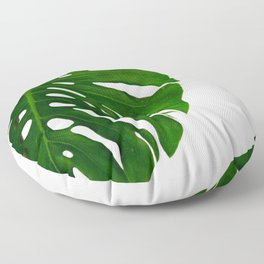 Banana Leaf (Color) Floor Pillow