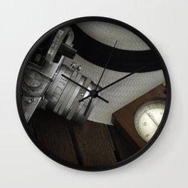 adventure Wall Clock