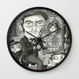 The Chemist Wall Clock