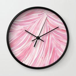 Rose Burst Wall Clock