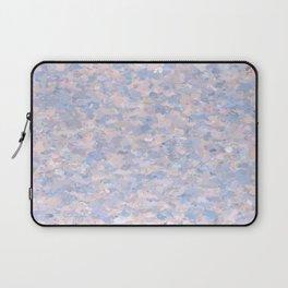 Light pink and blue popcorn 4647 Laptop Sleeve