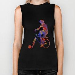 Cyclist Biker Tank
