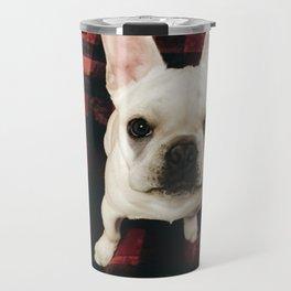 Buffalo dog Travel Mug