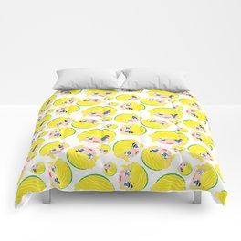 Link cartoon interpretation Comforters