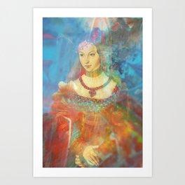 Sibyelle Art Print