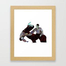 Aikido Framed Art Print
