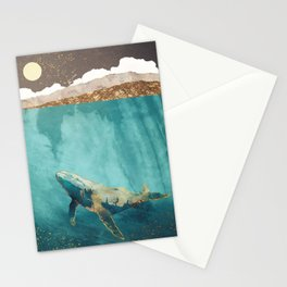 Light Beneath Stationery Cards