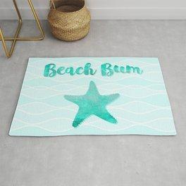 Beach Bum Glam Rug