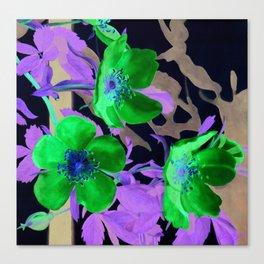 Gentle Blush Canvas Print