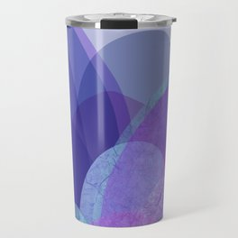 It's not the mountain we conquer but ourselves  Travel Mug