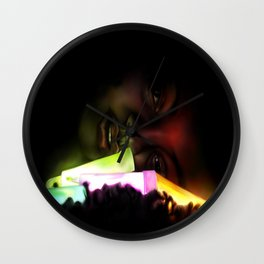 Turn Down for You Wall Clock