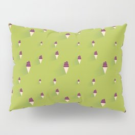 Soft Ice Cream Pillow Sham