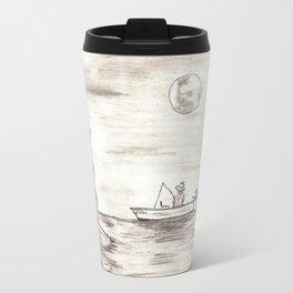 Moonlight Fishin' Travel Mug
