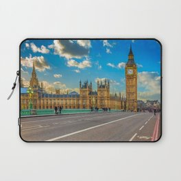 Big Ben Westminster Laptop Sleeve
