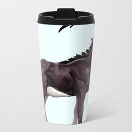 Antelope Metal Travel Mug