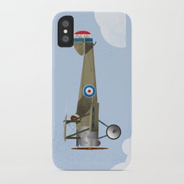 Aces High iPhone Case