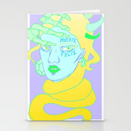Happy Death Stationery Cards