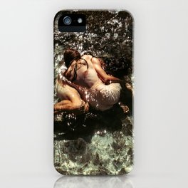 Melancholia III iPhone Case