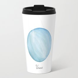 Uranus planet Travel Mug
