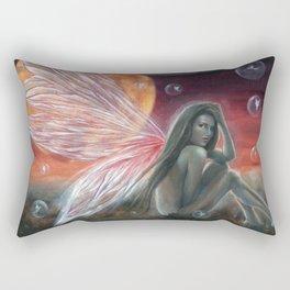 Fairy Bubbles Rectangular Pillow