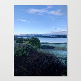 The Lake District At Dusk Canvas Print
