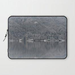 Church At Lake Bohinj Laptop Sleeve