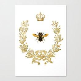 Queen Bee Canvas Print