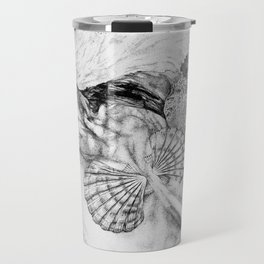 The Mermaid Travel Mug