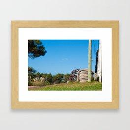 Punta del Diablo Framed Art Print