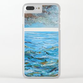 Storm Clear iPhone Case
