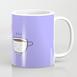 cupcake loves coffee Coffee Mug