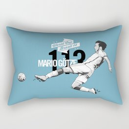 Mario Goetze Rectangular Pillow
