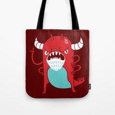 Monster Nagging Tote Bag