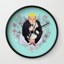 NARUHINA Wall Clock