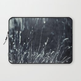 Pearly Dew Drops Laptop Sleeve