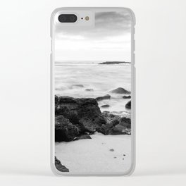 Dramatic coastline at Poipu beach in Kauai, Hawaii Clear iPhone Case